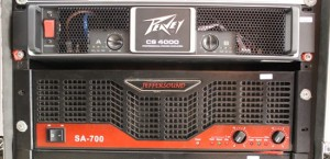 Audio Amplifier Peavey CS 4000