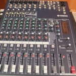Audio Mixer Yamaha MG 124 CX