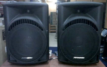 Speaker Jeffersound