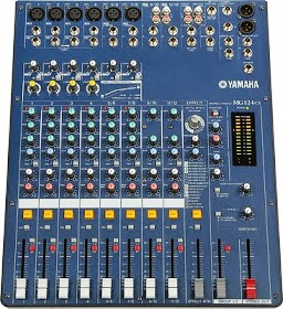 mixer mg 124cx